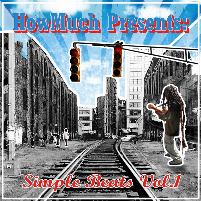 RAN037CD_HowMuch_Presents_SimpleBeats_Vol.1 face700