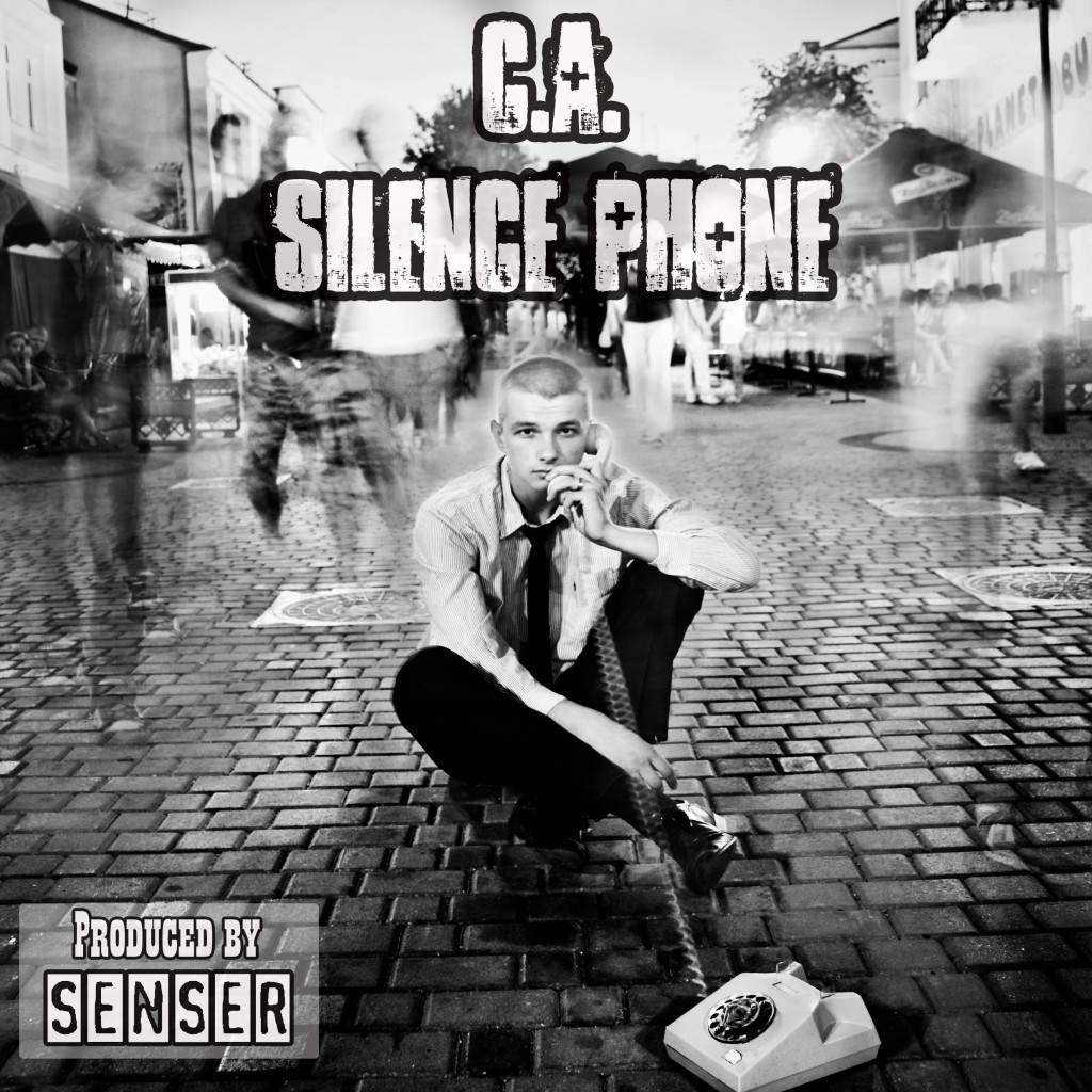 RAN066CD C.A. - Silence Phone (Senser production) 2010