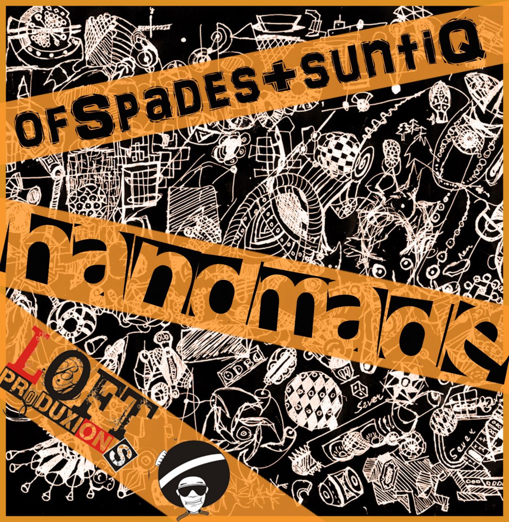 RAN078CD_T.ofSpades + SunTiQ - Hand Made EP - 2011
